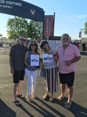 william attended A Royal Affair Tour With British Rock Bands: Yes, Asia, John Lodge, Palmer's ELP Legacy Live! on Jul 27th 2019 via VetTix