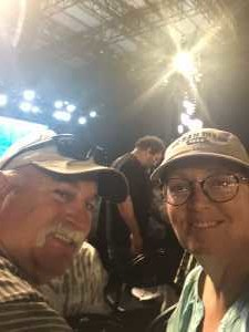 michael attended A Royal Affair Tour With British Rock Bands: Yes, Asia, John Lodge, Palmer's ELP Legacy Live! on Jul 27th 2019 via VetTix