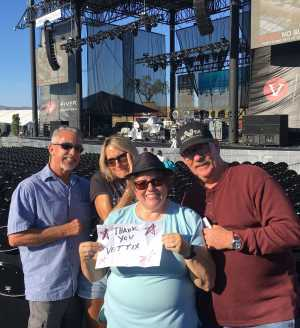 Gerald  attended A Royal Affair Tour With British Rock Bands: Yes, Asia, John Lodge, Palmer's ELP Legacy Live! on Jul 27th 2019 via VetTix