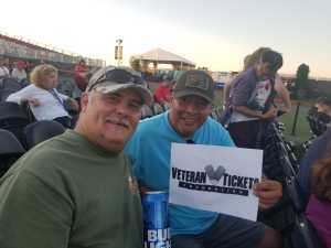 Anthony Luna  attended A Royal Affair Tour With British Rock Bands: Yes, Asia, John Lodge, Palmer's ELP Legacy Live! on Jul 27th 2019 via VetTix