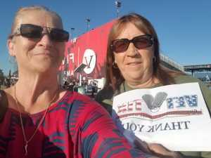 Cathy attended A Royal Affair Tour With British Rock Bands: Yes, Asia, John Lodge, Palmer's ELP Legacy Live! on Jul 27th 2019 via VetTix