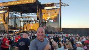 Jeffrey attended A Royal Affair Tour With British Rock Bands: Yes, Asia, John Lodge, Palmer's ELP Legacy Live! on Jul 27th 2019 via VetTix