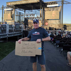 David attended A Royal Affair Tour With British Rock Bands: Yes, Asia, John Lodge, Palmer's ELP Legacy Live! on Jul 27th 2019 via VetTix