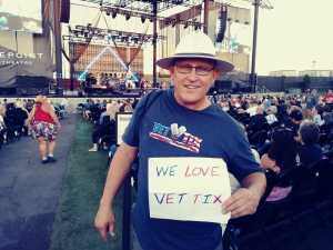 DEAN attended A Royal Affair Tour With British Rock Bands: Yes, Asia, John Lodge, Palmer's ELP Legacy Live! on Jul 27th 2019 via VetTix