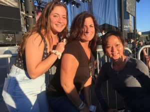 Marina attended A Royal Affair Tour With British Rock Bands: Yes, Asia, John Lodge, Palmer's ELP Legacy Live! on Jul 27th 2019 via VetTix