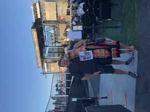 Kelley attended A Royal Affair Tour With British Rock Bands: Yes, Asia, John Lodge, Palmer's ELP Legacy Live! on Jul 27th 2019 via VetTix