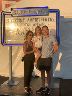Anne attended A Royal Affair Tour With British Rock Bands: Yes, Asia, John Lodge, Palmer's ELP Legacy Live! on Jul 27th 2019 via VetTix