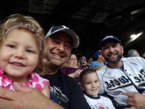 Anthony attended Milwaukee Brewers vs. Minnesota Twins - MLB on Aug 13th 2019 via VetTix