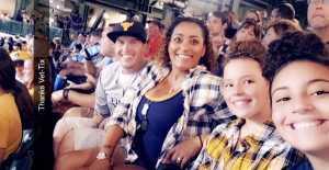 Ethan attended Milwaukee Brewers vs. Minnesota Twins - MLB on Aug 13th 2019 via VetTix
