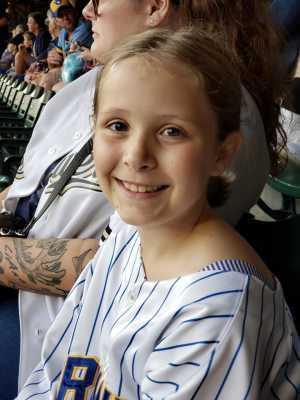 Lacy attended Milwaukee Brewers vs. Minnesota Twins - MLB on Aug 13th 2019 via VetTix