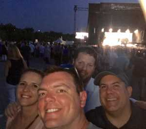 Derek attended Bryan Adams: Shine a Light World Tour - Pop on Aug 2nd 2019 via VetTix