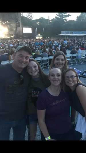 William attended Bryan Adams: Shine a Light World Tour - Pop on Aug 2nd 2019 via VetTix