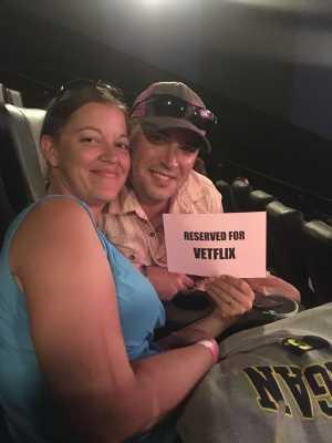 Justin attended Angel Has Fallen - Advance Screening on Aug 8th 2019 via VetTix
