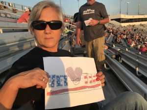 steven attended Federated Auto Parts 400 - Monster Energy NASCAR Cup Series on Sep 21st 2019 via VetTix
