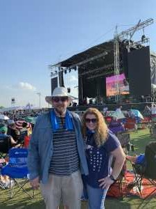 Demian attended 50th Anniversary Texas International Pop Festival - Featuring Chicago on Sep 1st 2019 via VetTix