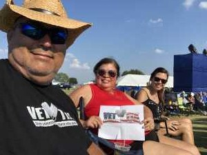 carlos attended 50th Anniversary Texas International Pop Festival - Featuring Chicago on Sep 1st 2019 via VetTix