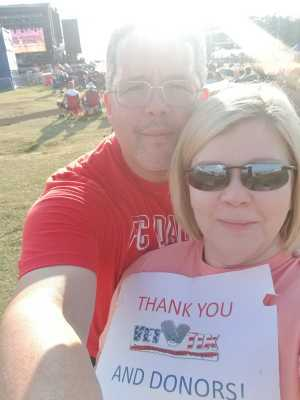 Chris attended 50th Anniversary Texas International Pop Festival - Featuring Chicago on Sep 1st 2019 via VetTix