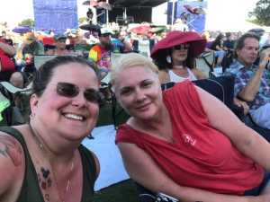 Tracy attended 50th Anniversary Texas International Pop Festival - Featuring Chicago on Sep 1st 2019 via VetTix
