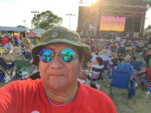 jimmy arteaga attended 50th Anniversary Texas International Pop Festival - Featuring Chicago on Sep 1st 2019 via VetTix