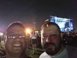 Ramiro attended 50th Anniversary Texas International Pop Festival - Featuring Chicago on Sep 1st 2019 via VetTix