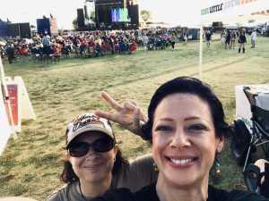 Regina attended 50th Anniversary Texas International Pop Festival - Featuring Chicago on Sep 1st 2019 via VetTix