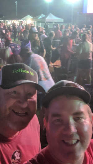 Jim attended 50th Anniversary Texas International Pop Festival - Featuring Chicago on Sep 1st 2019 via VetTix