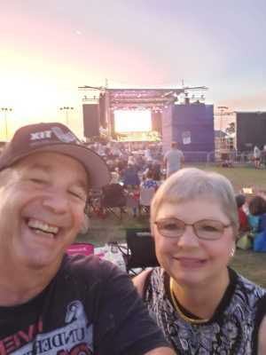 stephen attended 50th Anniversary Texas International Pop Festival - Featuring Chicago on Sep 1st 2019 via VetTix