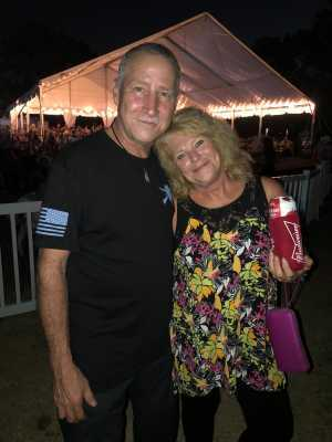 JEFFREY attended 50th Anniversary Texas International Pop Festival - Featuring Chicago on Sep 1st 2019 via VetTix