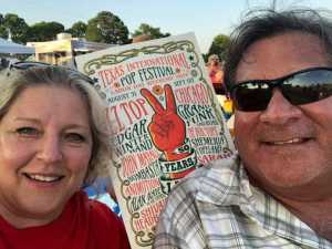 Francisco attended 50th Anniversary Texas International Pop Festival - Featuring Chicago on Sep 1st 2019 via VetTix