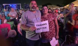 Eliodoro attended 50th Anniversary Texas International Pop Festival - Featuring Chicago on Sep 1st 2019 via VetTix
