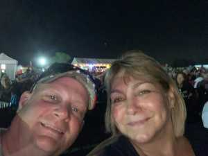 Raymond attended 50th Anniversary Texas International Pop Festival - Featuring Chicago on Sep 1st 2019 via VetTix