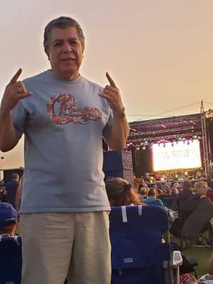 Jose Juan attended 50th Anniversary Texas International Pop Festival - Featuring Chicago on Sep 1st 2019 via VetTix
