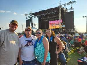 Jean attended 50th Anniversary Texas International Pop Festival - Featuring Chicago on Sep 1st 2019 via VetTix