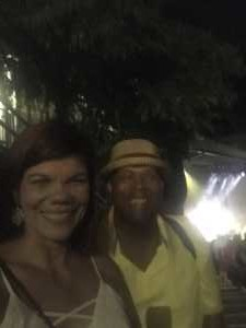 Marline attended Double Vision Featuring Bob James, Marcus Miller and David Sanborn - Jazz on Aug 22nd 2019 via VetTix