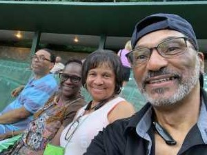 John attended Double Vision Featuring Bob James, Marcus Miller and David Sanborn - Jazz on Aug 22nd 2019 via VetTix