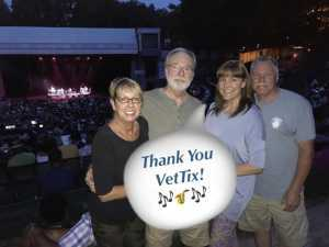 Thomas attended Double Vision Featuring Bob James, Marcus Miller and David Sanborn - Jazz on Aug 22nd 2019 via VetTix