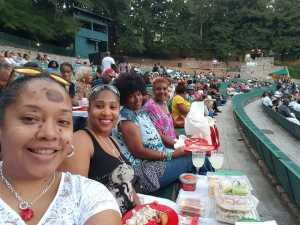 Dureese attended Charlie Wilson - R&b on Aug 30th 2019 via VetTix