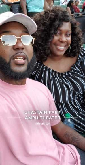 Karen attended Charlie Wilson - R&b on Aug 30th 2019 via VetTix