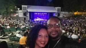 Travis attended Charlie Wilson - R&b on Aug 30th 2019 via VetTix