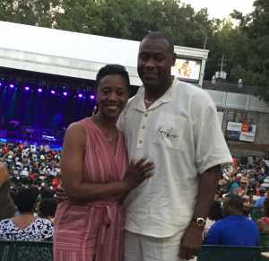Arlita attended Charlie Wilson - R&b on Aug 30th 2019 via VetTix