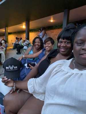 Marlo attended Charlie Wilson - R&b on Aug 30th 2019 via VetTix