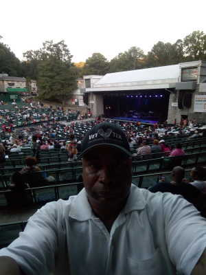 Terry attended Charlie Wilson - R&b on Aug 30th 2019 via VetTix