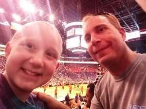 Robert attended Phoenix Mercury vs. Washington Mystics - WNBA on Aug 4th 2019 via VetTix