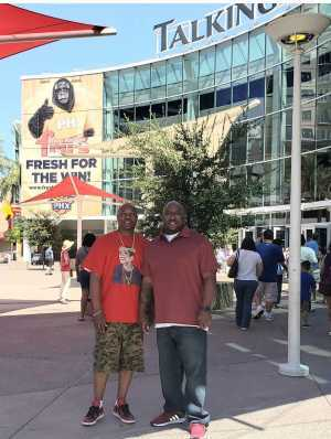 MICHAEL attended Phoenix Mercury vs. Washington Mystics - WNBA on Aug 4th 2019 via VetTix