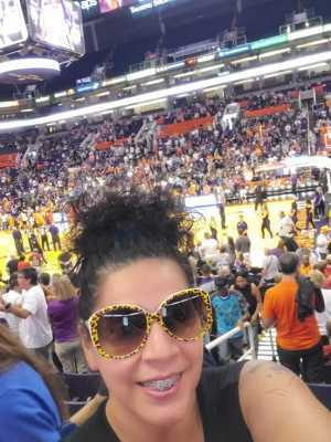Ramon attended Phoenix Mercury vs. Washington Mystics - WNBA on Aug 4th 2019 via VetTix