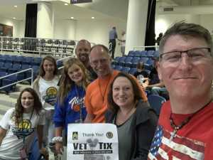 Mike attended Chicago Sky vs. Las Vegas Aces - WNBA on Aug 18th 2019 via VetTix