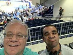 Robert attended Chicago Sky vs. Las Vegas Aces - WNBA on Aug 18th 2019 via VetTix