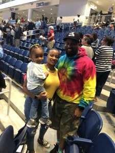 calvin attended Chicago Sky vs. Las Vegas Aces - WNBA on Aug 18th 2019 via VetTix