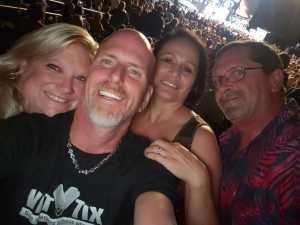 Matthew attended Yes, Asia, John Lodge, Palmer's ELP Legacy Live! - Pop on Jul 24th 2019 via VetTix