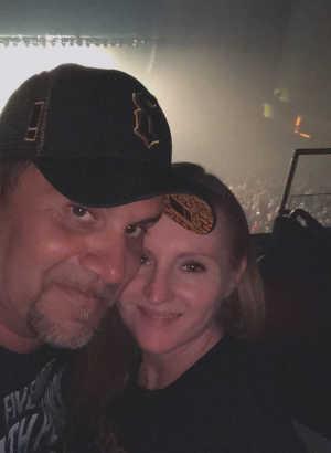 Richard J. attended Yes, Asia, John Lodge, Palmer's ELP Legacy Live! - Pop on Jul 24th 2019 via VetTix